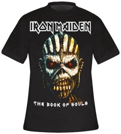 Iron Maiden The Book Of Souls New Album Out Now
